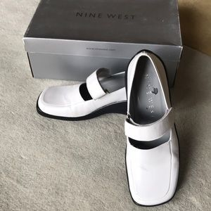 Nine West O-RIA leather causal shoes